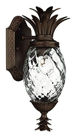 Hinkley 2226CB Traditional One Light Wall Mount from Plantat