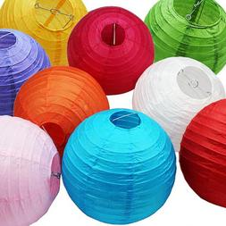 8pc Chinese Paper Lantern Party Venue Hanging Decorations As