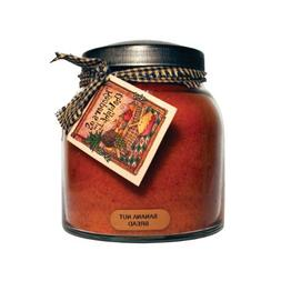 A Cheerful Giver A Banana Nut Bread 34 oz. Papa Jar Candle,