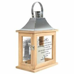 Carson LED Candle Lantern A Memory Is a Way of Holding Onto