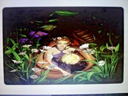 Ambesonne Fairly with Lantern  Wall Hanging Tapestry 11963 4
