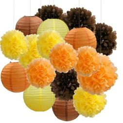 Furuix Fall Party Decorations, Autumn Thanksgiving Party...