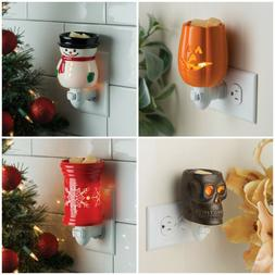 Candle Warmers Holiday Plug In Wax Melter Scented Melts Tart