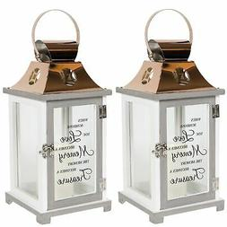 Carson Home Accents 185955 Flameless Candle Lantern