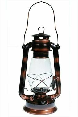 Hurricane Kerosene Oil Lantern Emergency Hanging Light Lamp