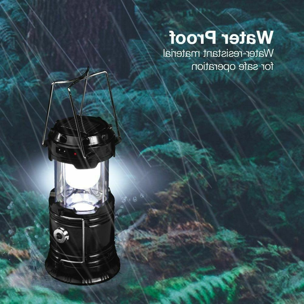 4-Pack Outdoor Lantern LED Hand