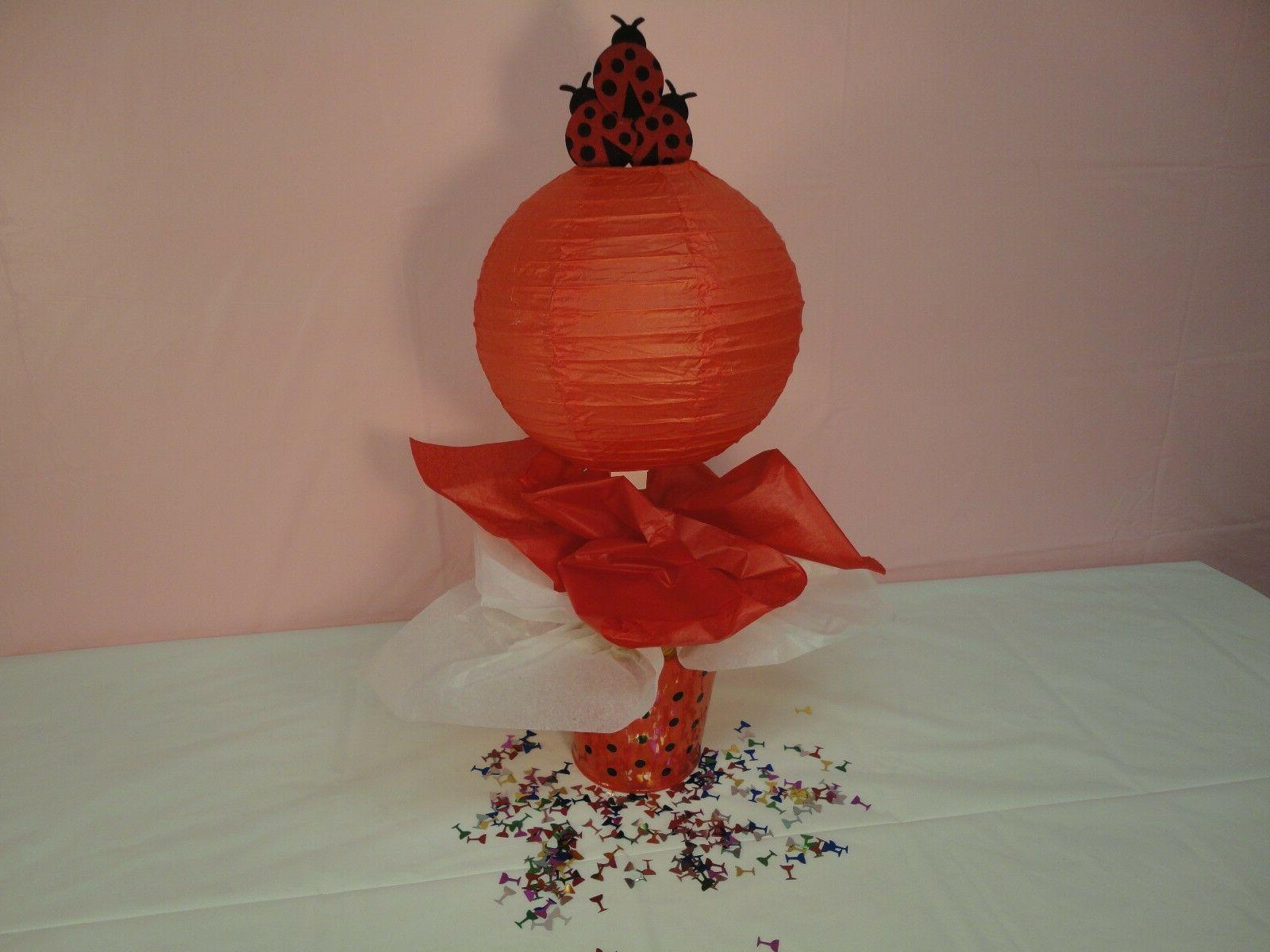 5 OF Chinese Paper Lantern Party Decoration