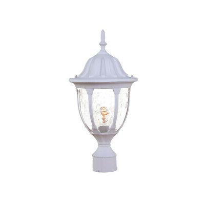 Acclaim 5067TW Suffolk Collection 1-Light Post Mount Outdoor