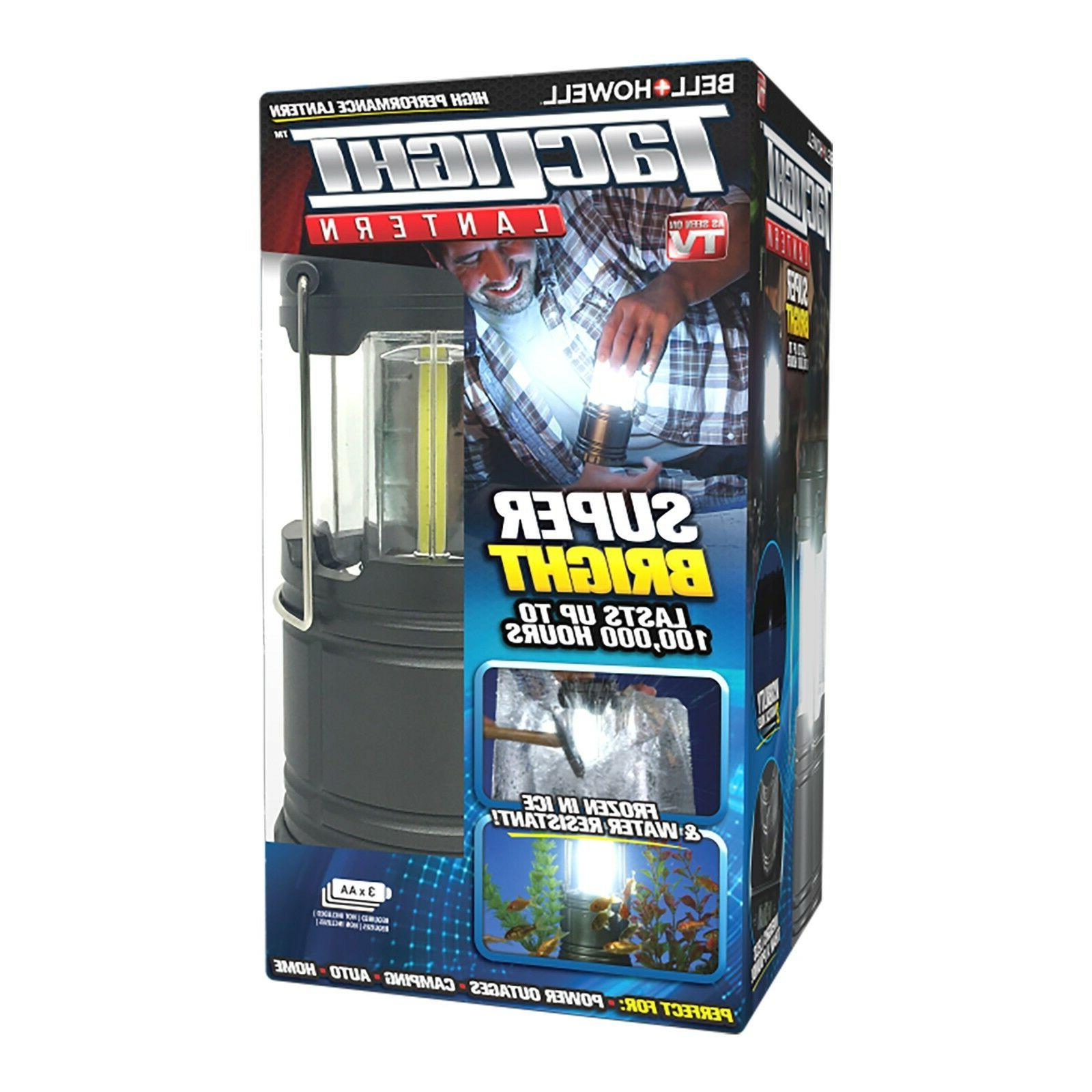Bell + Howell Ultra Bright Portable Outdoor LED Taclight Lan