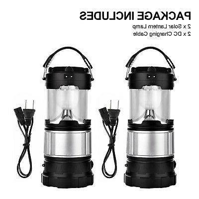 2x USB Outdoor LED Rechargeable