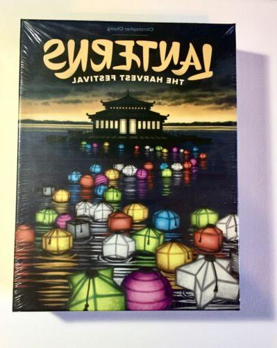 lanterns the harvest festival board game chung