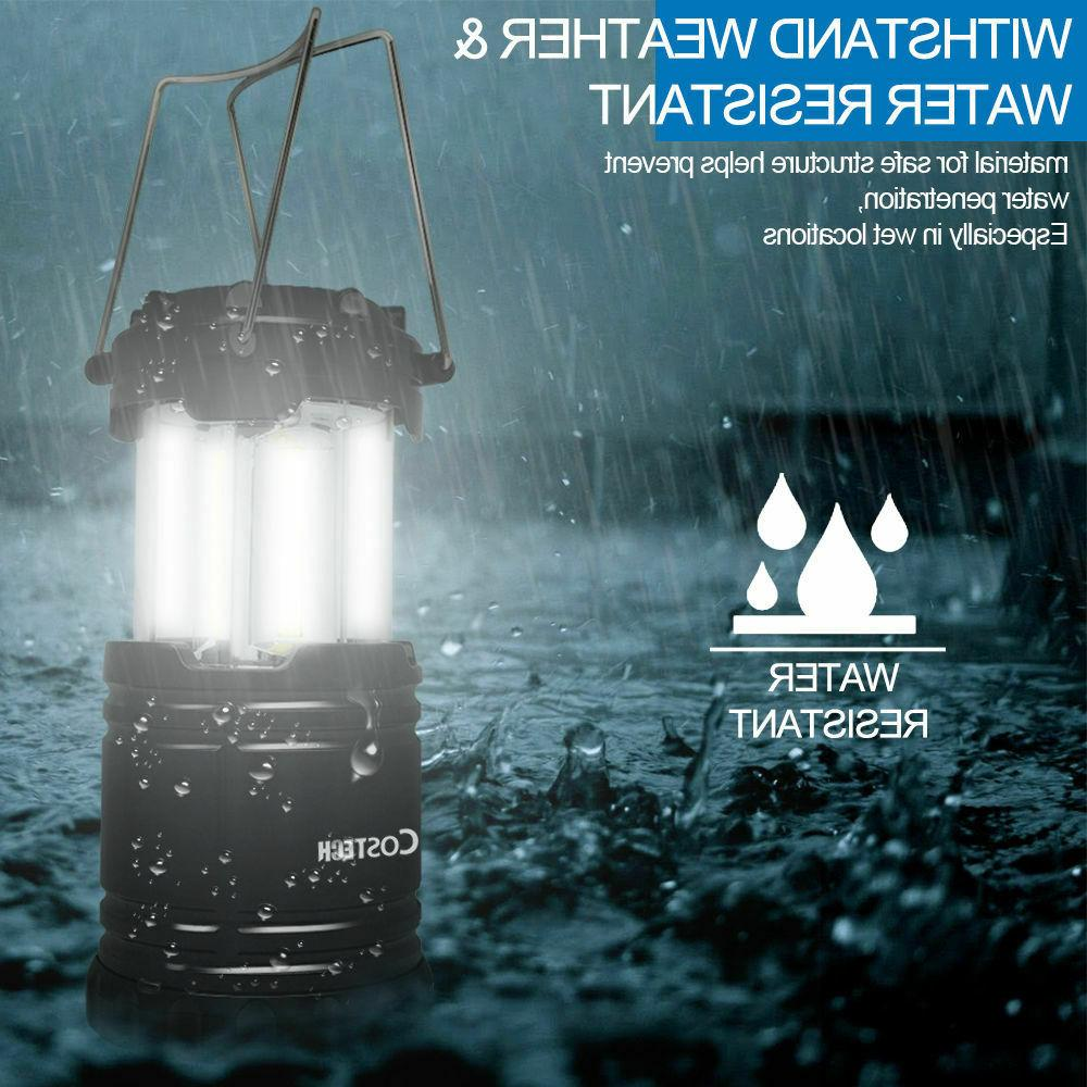 LED Lantern, Bright Collapsible Lamp