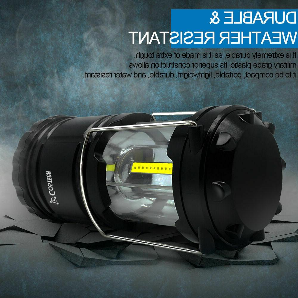 LED Lantern, Costech Portable COB Bright