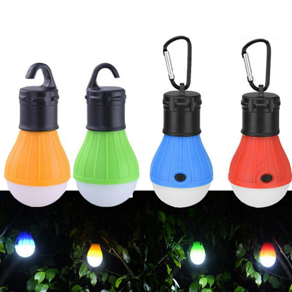 Portable LED Camping Light Emergency Lamps for Hiking Outdoo