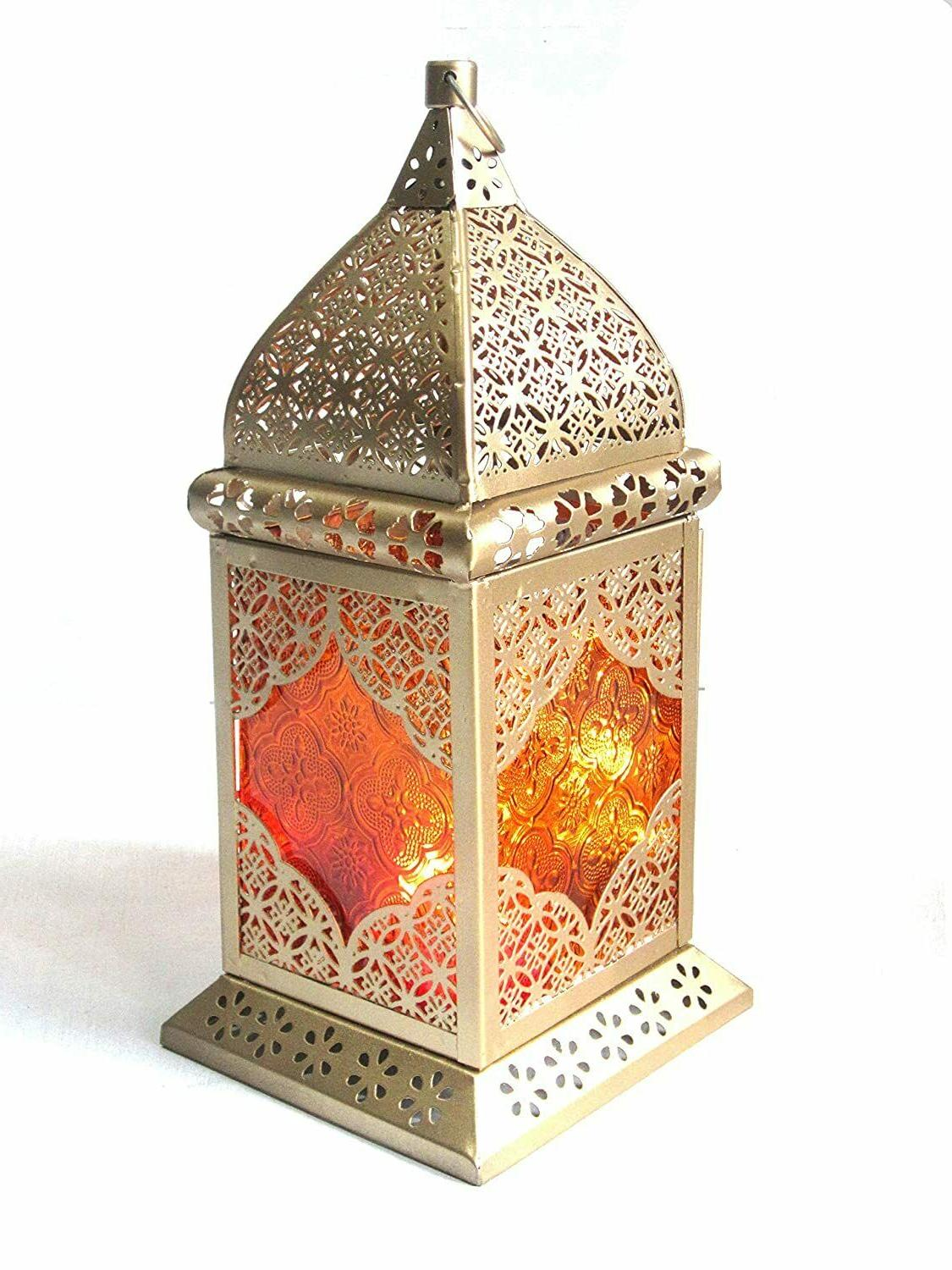 moroccan hanging lantern for home and kitchen