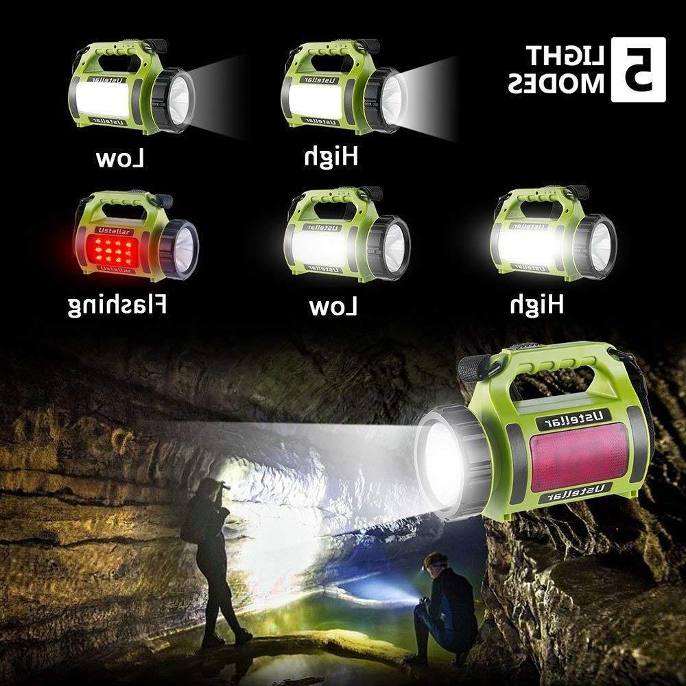 Novo Rechargeable LED Camping Spot light