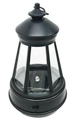 Plastic Solar Hanging LED Lantern Decorative Replacement For
