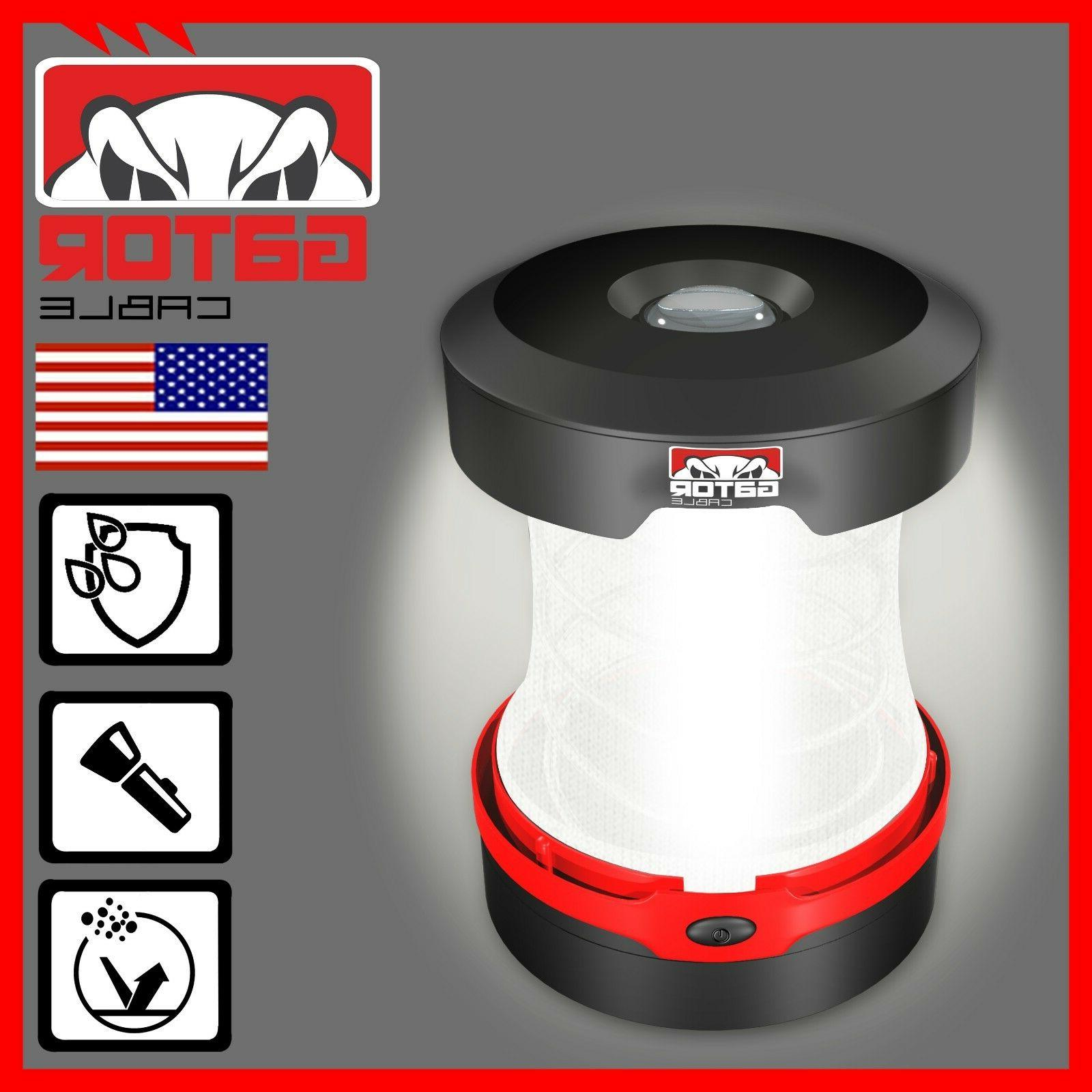 Portable Camping Collapsible Bright 1000