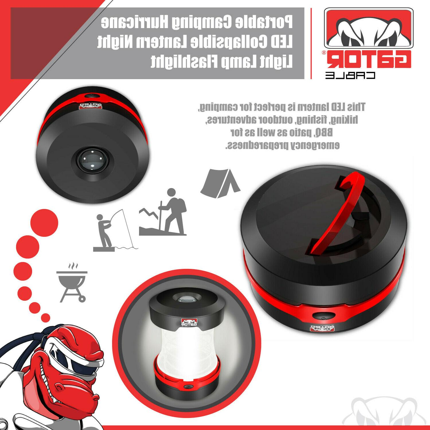 Portable Collapsible Bright Lumens