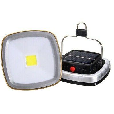 Portable Rechargeable Camping Tent Lantern Light USB