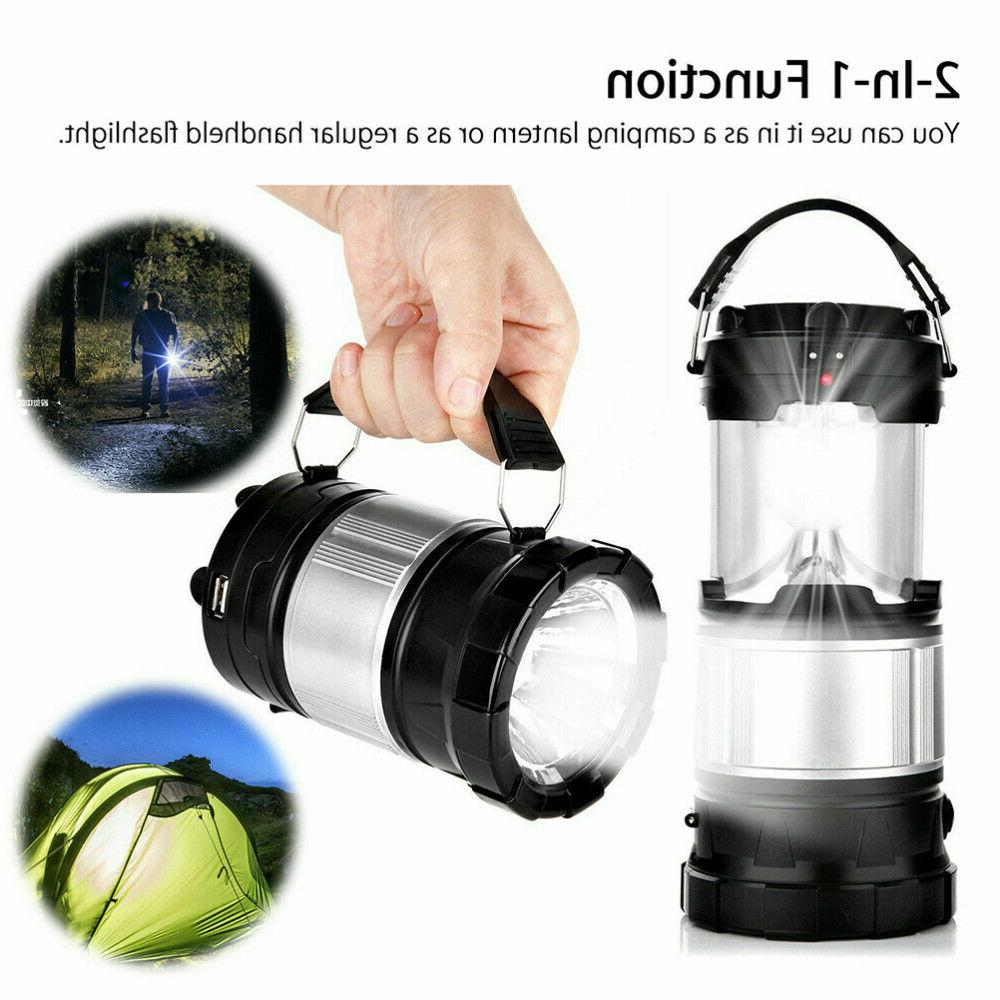 USA Rechargeable LED Tent Light