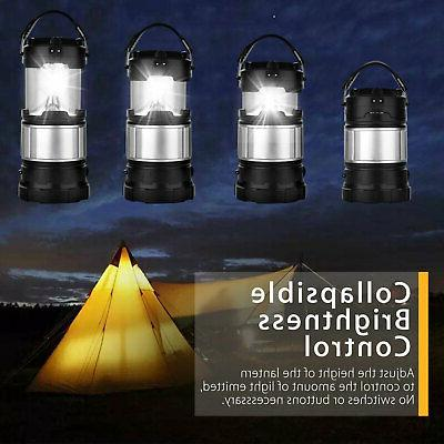 2x USB Outdoor Rechargeable Camping Lantern
