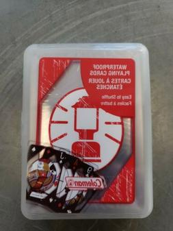 lantern waterproof playing cards sealed with plastic
