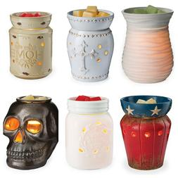Candle Warmers Large Illumination Wax Melter Scented Melts T