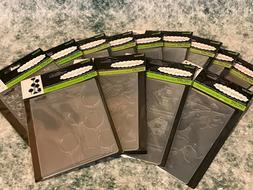 CLEARANCE PRICED Almost Gone - Darice Embossing Folders