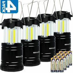 LED Camping Lantern, Costech Portable COB Light Ultra Bright