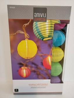 Lighted String Lanterns | Multi-Color | Indoor | Outdoor | P