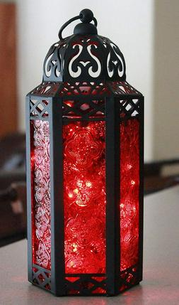 Moroccan Style Candle Lanterns, Candle Holders, Medium, with