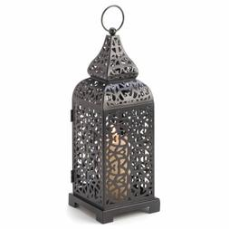 Gallery of Light - Moroccan Tower Candle Lantern