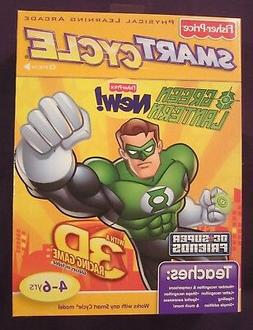 NEW Factory Sealed DC Super Friends Green Lantern Smart Cycl