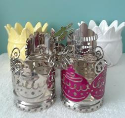 One  Bath & Body Works Mini Candle Holder - Your Choice