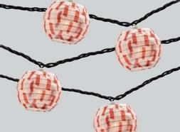 *OPALHOUSE Party Lights Outdoor/Indoor Round Lanterns String