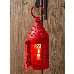 Paul Revere Candle Lantern Choice of Red, White or Blue