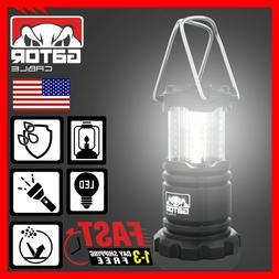 Portable Camping Hurricane 30 COB LED Collapsible Lantern Li