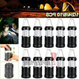 Portable Outdoor Waterproof Collapsible 30 LED Camping Lante